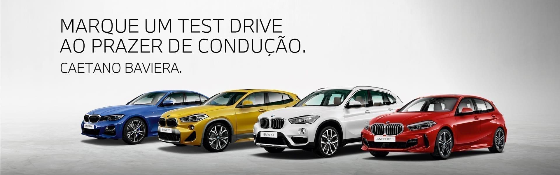 BMW Novos